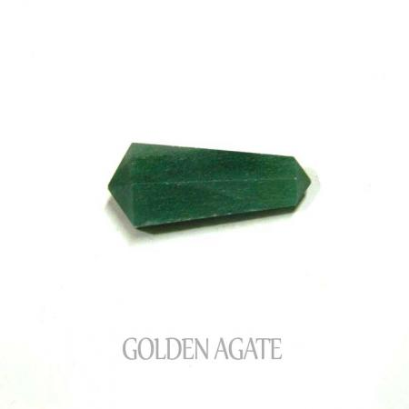 Green Aventurine Double Point Pencil