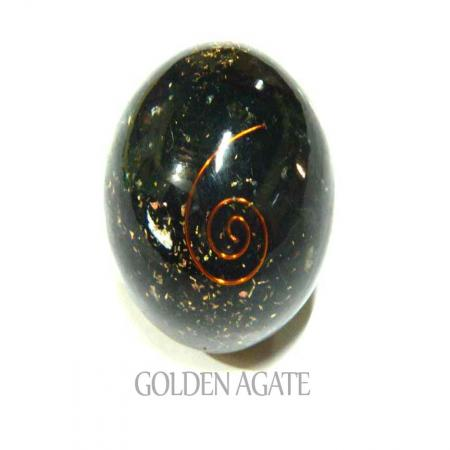 Black Tourmaline Orgone Sphere